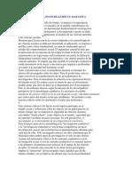 NATURALEZA   DE LA INVESTIGACIÓN CUALITATIVA