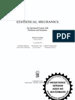 Kubo - Statistical Mechanics