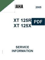 XT 125 2005