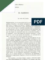 La simulación. Barroco - Severo Sarduy