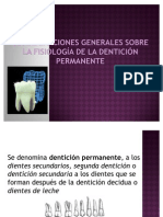Morfologia de Denticion Permanente (1)