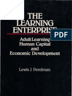 The Learning Enterprise