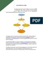 EVOLUCIÓN DE LA WEB1