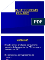 hiperparatiroidismo