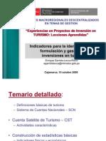 3 as y Cst Turismo Enrique Garrido Lecca