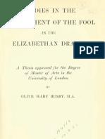 Fools Elizabeth an Drama