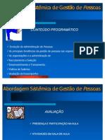 Apostila de Gestão de Pessoas Curso de Técnico Administração