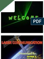 Laser Communication ppt