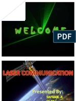 Laser Communication ppt