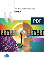 OECD Korea Innovation Policy Review 2009