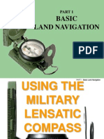 Land Navigation Part 1