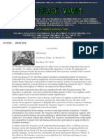 NSA History Today Publication, 21 March 2011