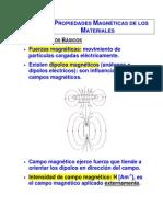 Propiedades Magneticas