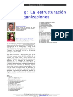 Estructura Organizacional-Mintzberg