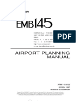 Embraer EMB-145 XR _ Airport Planning Manual