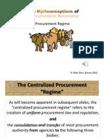 MythConceptions of Guam Procurement Autonomy