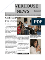 Powerhouse International Outreach Ministry Issue 2