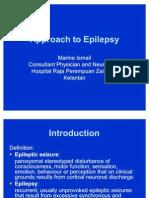 Approach to Epilepsy