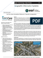 ArcGIS Case Study - Watercare - NZ