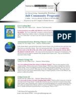 ICC Adult Community Programs