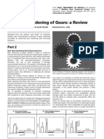 Induction Hardening of Gears Part 2