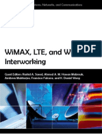 WiMAX, LTE, And WiFi Inter Working