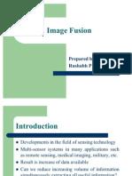 Image Fusion Presentation