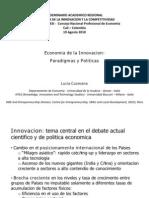 Economia de La ion