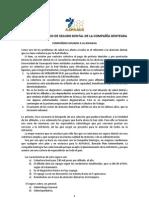 Plan Universitario de Seguro Dental Dentegra