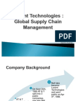 Group 10_Lucent Technologies