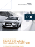 IFC Audi Strategy Guidelines