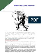 Dissertation report on capital budgeting