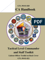 U.S. Military Civil Disturbance Standing Rules for the Use of Force (SRUF) - Commander DSCA Handbook