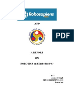 Robo Report for Robosapiens