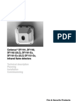 DF1191, 92, ex DF1151-Ex Technical Description, Planning, Installation, Commissioning (e1673d)