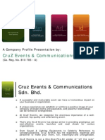 Cruz Events