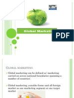 Global Marketing Copy