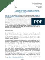 Arret de Chambre Georgel and Georgeta Stoicescu c[1]. Romanie 26.07.11