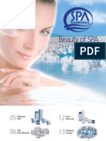 Spa Cosmetics Ltd - Catalog
