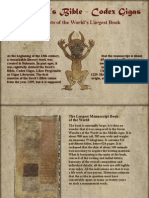 Codex Gigas en [PDF Library]