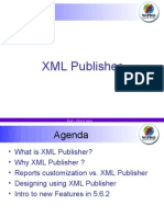 XML Publisher Basic