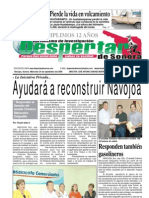 Edición 24 de septiembre del 2008