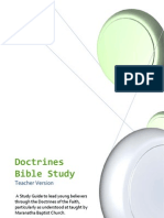 Formatted Theology Bible Study