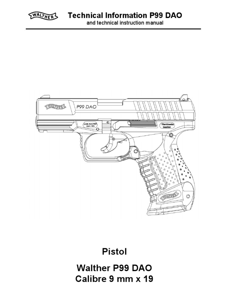 manual walther p99 product user guide instruction u2022 rh testdpc co walther p99 manual decocker