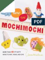 Tiny Chicken from Teeny-Tiny Mochimochi by Anna Hrachovec