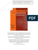 Analysis of Thermal Comfort and Indoor Air Quality in a Mechanically Ventilated Theatre