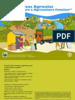 """Manual """"Boas Práticas Agrícolas para Agricultura Familiar"""""""