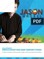 JasonW Vegan Cookbook