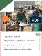 8. SUPERVISI PERANCAH