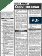 Resumão Jurídico - DIREITO CONSTITUCIONAL